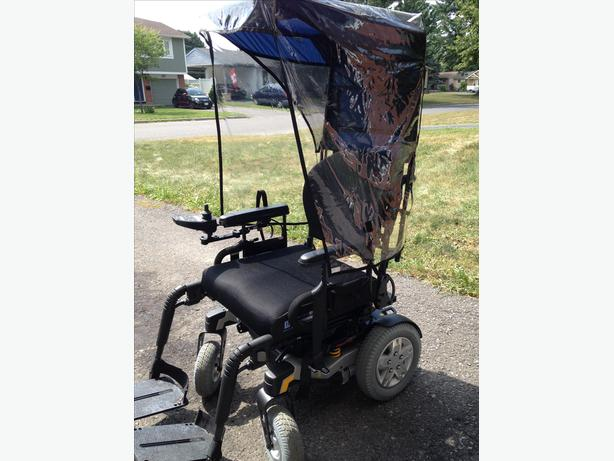 New Condition Power Electric Wheelchair