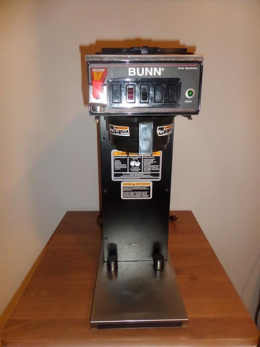 Bunn Commercial Coffee Maker (plumbed in) Rural Regina, Regina