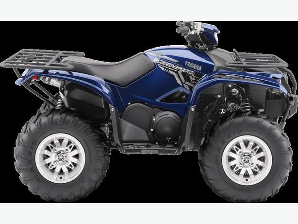 2017 Yamaha Kodiak EPS SE 700