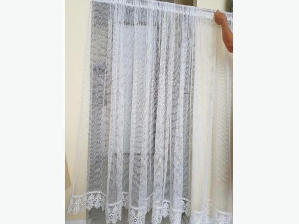 Sheer window curtain 3 meter 1.8m wide