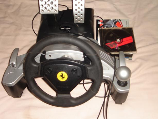 Thrustmaster 360modena PRO racing wheel