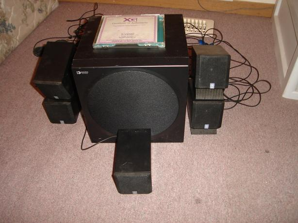 Yamaha S-YXG50 computer speakers