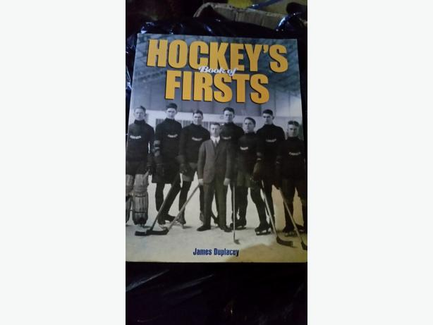 hockey memorbilla books