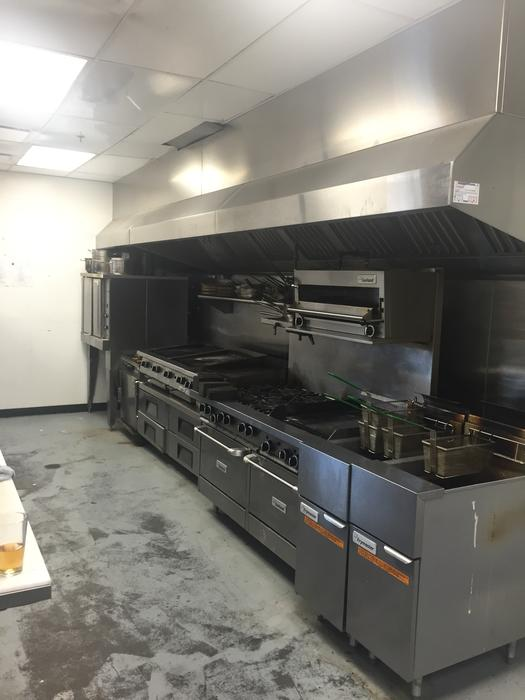 Orca grillhouse bailiff sale west shore langford colwood for Curtis walk in cooler