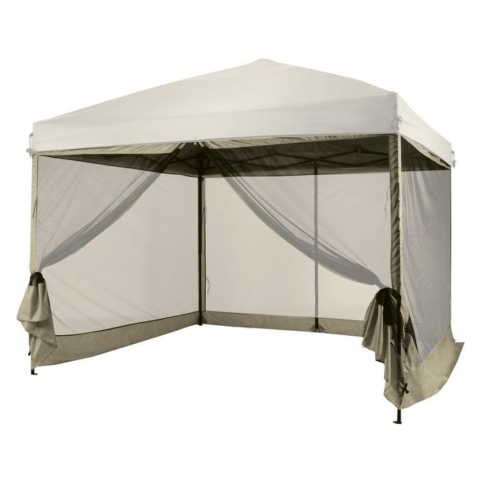 10 x 10 tent gazebo with mesh curtain great condition Victoria City Victoria  sc 1 st  UsedVictoria.com & 10 x 10 tent gazebo with mesh curtain great condition Victoria ...