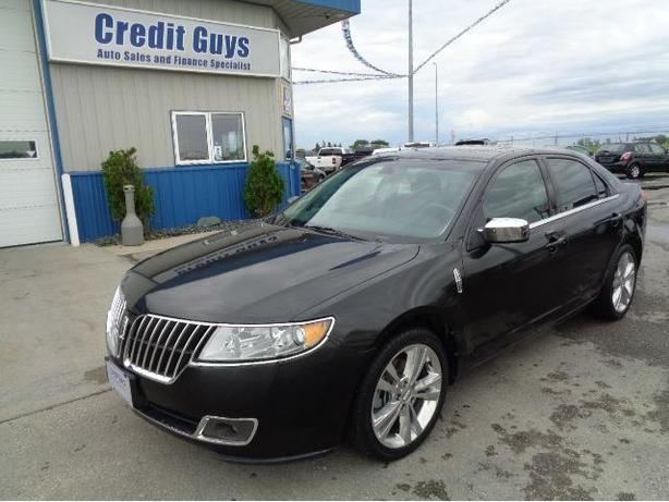2012 Lincoln MKZ #I5180 INDOOR AUTO SALES WINNIPEG