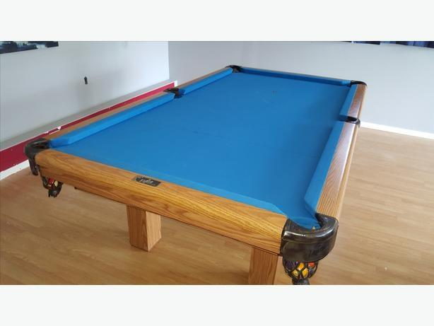 Dufferin Pool Table Sooke Victoria - Dufferin pool table