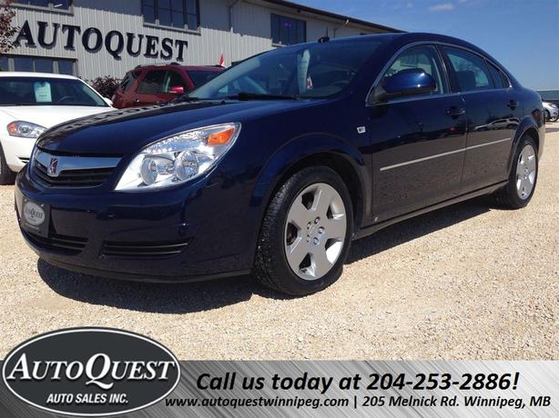 2008 Saturn Aura - Economical and Reliable!
