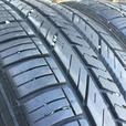 Installed and balanced Set of 4 235 55 17 GoodYear Assurance