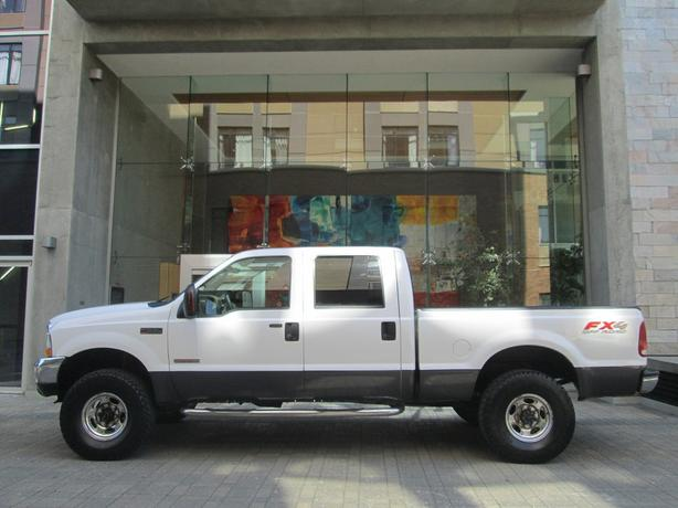 2004 Ford F350 Super Duty FX4 Lariat Crew 4x4 - ON SALE! - FULLY LOADED!