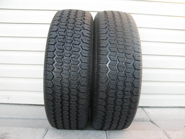 TWO (2) UNIR0YAL TIGER PAW WINTER TIRES /215/70/15/ - $100