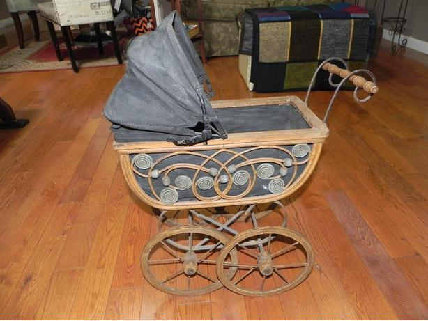 Collectors Doll Buggy now REDUCED to ONLY $75