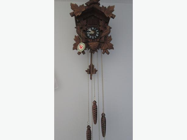 Authentic NEW German Black Forest Cuckoo Clock