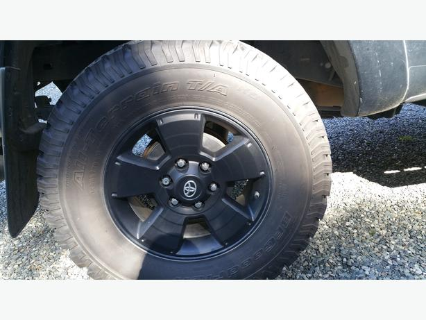 5 BF Goodrich tires no rims