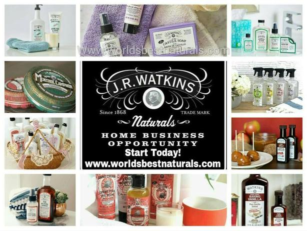 Start your own Watkins Business for only $29.95