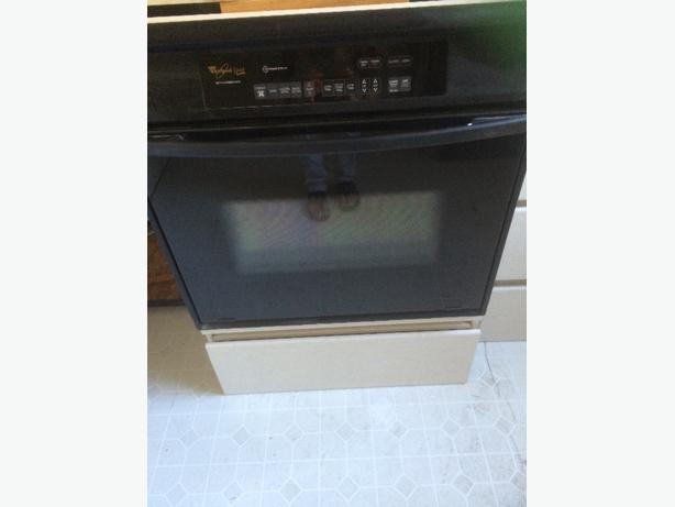 covnvection oven and cook top