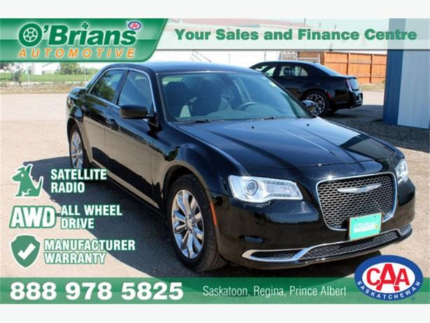 2016 Chrysler 300 Limited- AWD WARRANTY