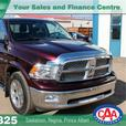 2012 Ram 1500 Laramie - 4x4 LEATHER CMD STRT