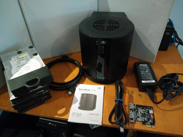 Vantec HX4 Quad External HD Enclosure