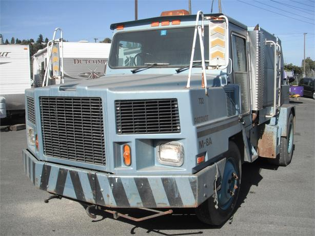 1992 Athey Patriot M8A Street Sweeper