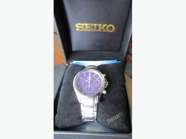 lady seiko chronograph watch