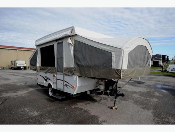 2011 FOREST RIVER VIKING 2109