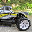 NEW 1/10 Scale ELECTRIC RC MONSTER TRUCK