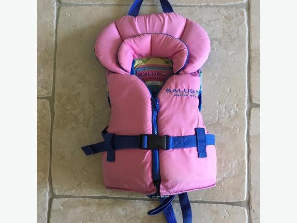 "Salus Toddler life coat/life jacket ""Nimbus life vest"""