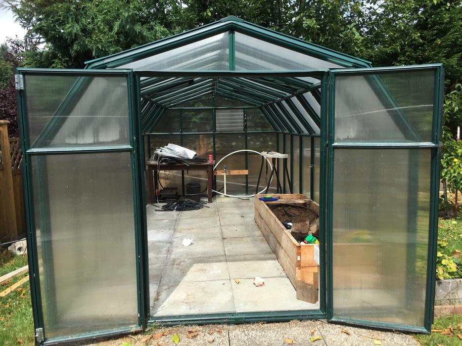 rion greenhouse assembly instructions