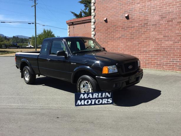 2005 FORD RANGER EDGE 4X2
