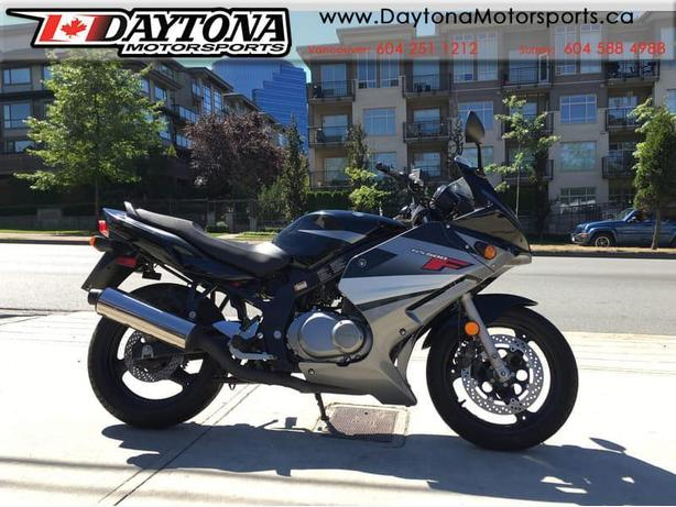 * SOLD * 2009 Suzuki GS500F Sport Bike * Very low kms! *
