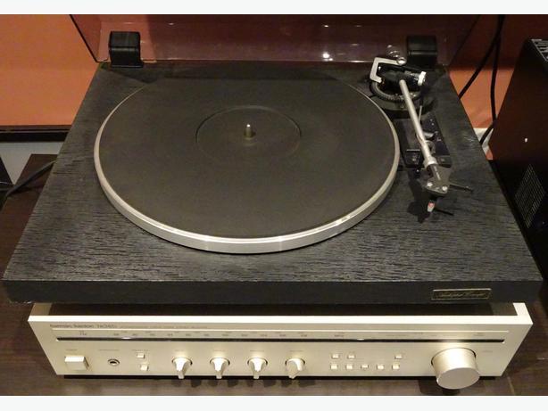 DUAL Audiophile Concept TURNTABLE + Ortofon Cartridge