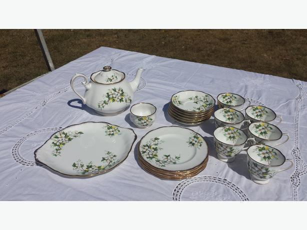 Dogwood Tea Service