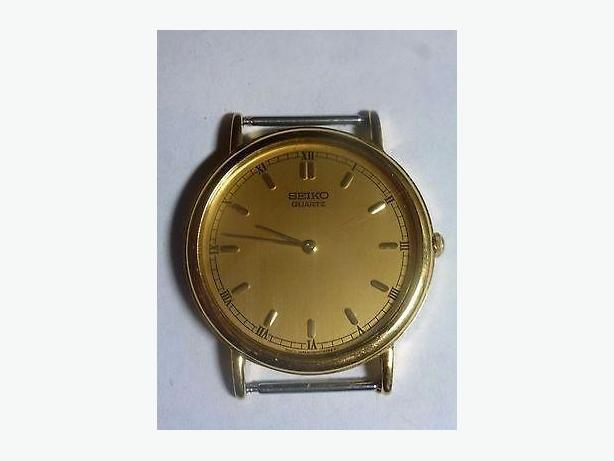 Seiko Ultra-Thin Watch (Men's/Unisex) - For parts or repair
