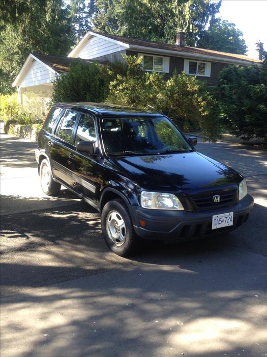 Honda crv awd all wheel drive north nanaimo nanaimo for Is honda crv all wheel drive