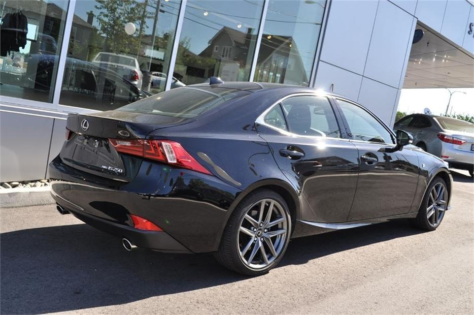 2014 Lexus Is 250 F Sport Series 3 No Accidents Local