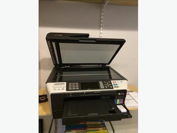 Still available OBO- Brother MFC-6490CW colour inkjet 6-in-1