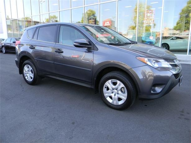 2013 Toyota Rav4 LE NO ACCIDENT SERVICE HISTORY