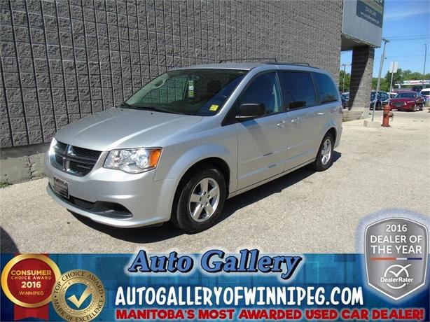 2012 Dodge Grand Caravan SE *Nav/DVD