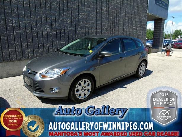 2012 Ford Focus SE *UNDER 20, 000 KMS