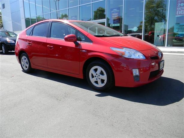 2010 Toyota Prius ONE OWNER LOCAL TO VICTORIA WITH NO ACCIDENTS