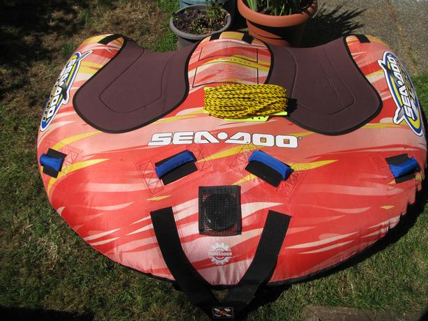 Sea-Doo 2 Person Towable Water Tube