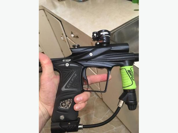 Ego11 paintball marker