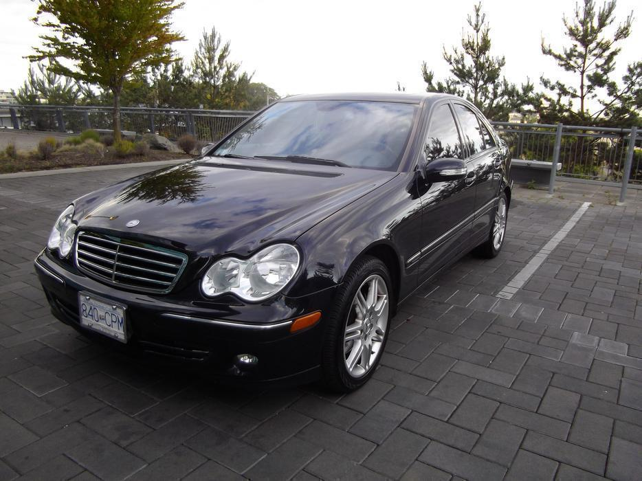 2007 mercedes benz c280 avantgarde edition 78 000km 39 s for Mercedes benz 2007 c280
