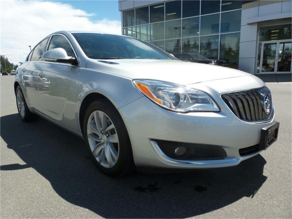 2015 buick regal cx turbo w leather seats outside cowichan valley cowichan mobile. Black Bedroom Furniture Sets. Home Design Ideas