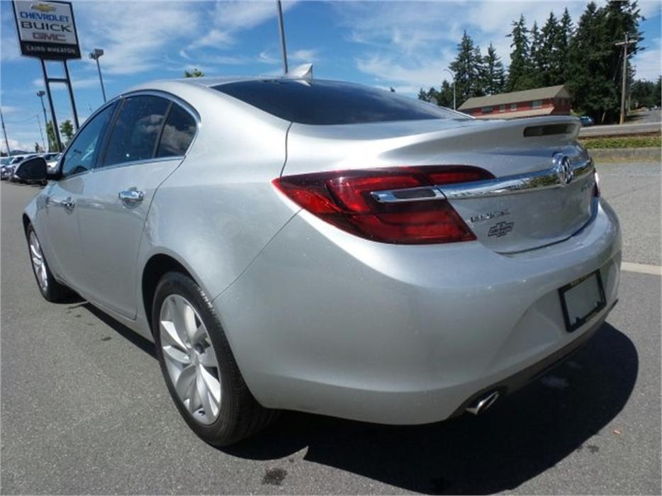 2015 buick regal cx turbo w leather seats outside comox valley comox valley mobile. Black Bedroom Furniture Sets. Home Design Ideas