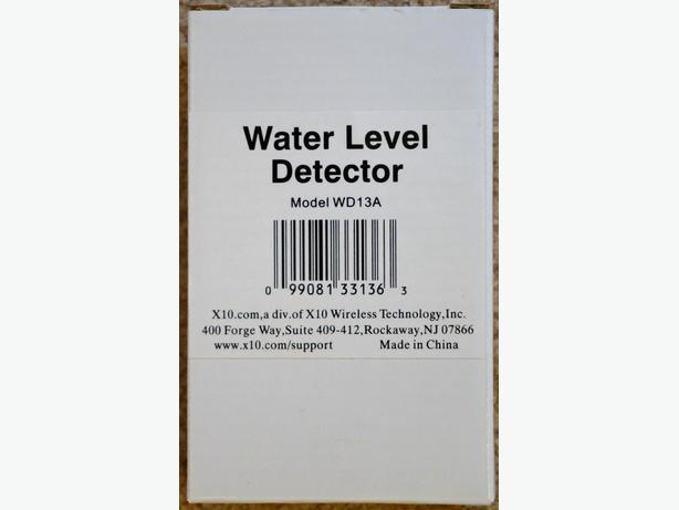 X10 WD13A Water Sensor