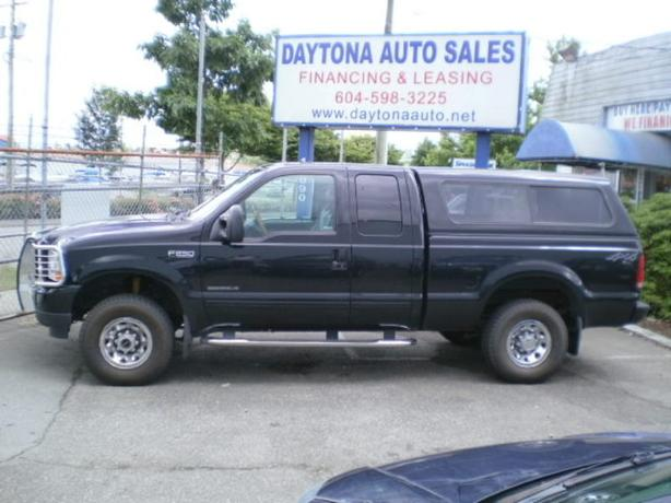 2002 ford f250 xlt extended cab 4x4 7 3l diesel outside victoria victoria. Black Bedroom Furniture Sets. Home Design Ideas