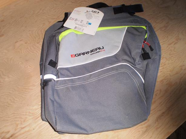 NEW Garneau Saddle Bags