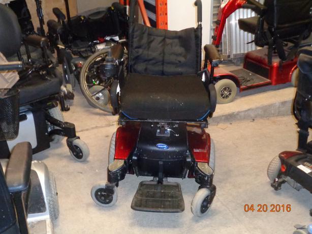 M51 Powerchair
